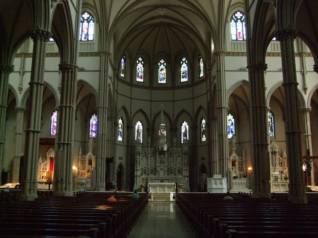 St. Paul Cathedral, Pittsburgh, PA
