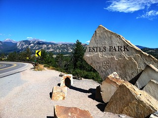 Estes Park Sign | by Mr.TinDC