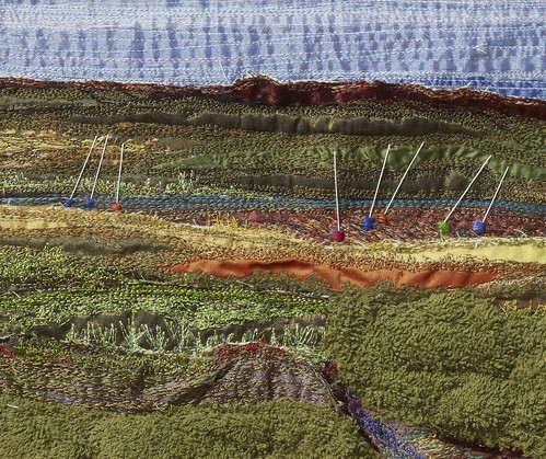 Norfolk Triptych     close up view | by Jacqueline Glyde