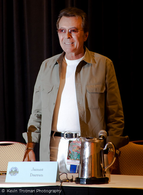 James Darren at Dragon*Con