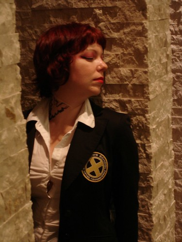 Dark Phoenix (Xavier's School for Gifted Youngsters) - DragonCon Thursday, 2011 | by Futuregirl_LeahRiley