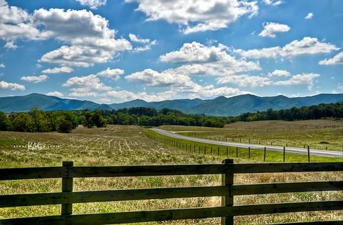mountains nature clouds fence landscape virginia farm pasture va shenandoahvalley hdr countryroad blueridge augustacounty steelestavern