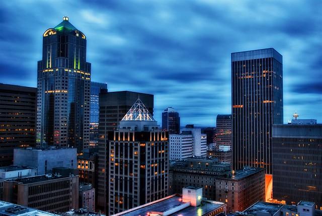 Good morning, Seattle