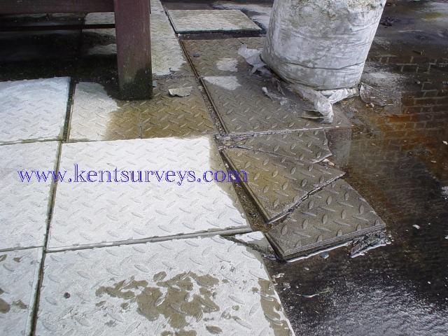 Asbestos Cement Balcony Floor Tiles Asbestos Cement Floor Flickr