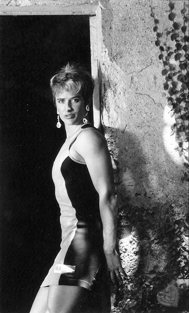 Martha Jeanne Johnson-Rovielo, my ex-wife, NYC, USA.