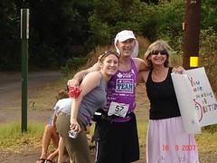 Maui Marathon with Team in Training (Canada)