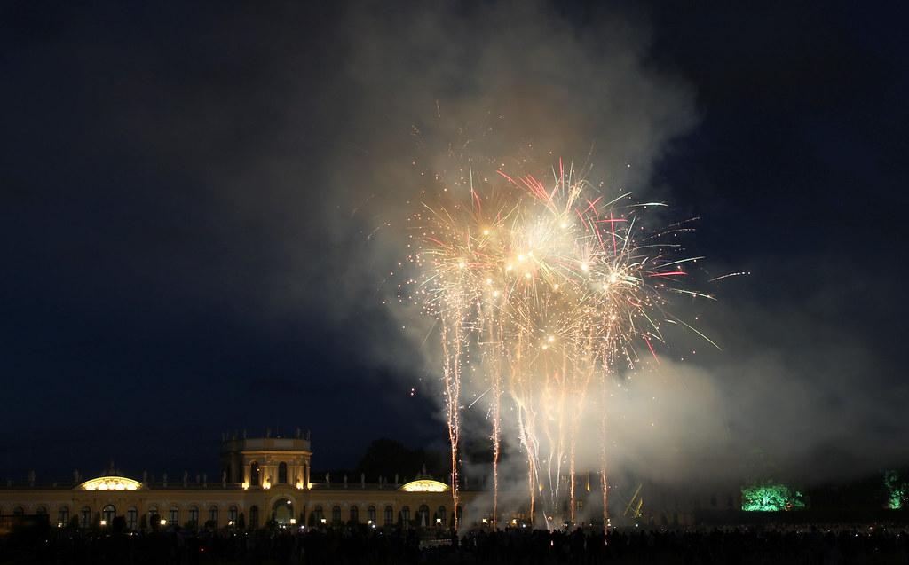 Feuerwerk Kassel