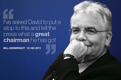 Bill Kenwright Interview