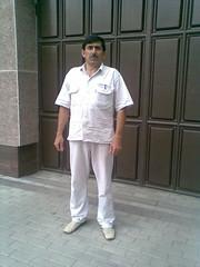Oomar Ismailov from Chechen Republic (Russia)