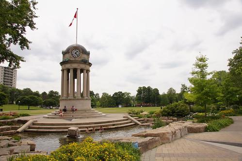 2011-07-06 07-08 Kanada, Ontario 072 Kitchener, Victoria Park   by Allie_Caulfield