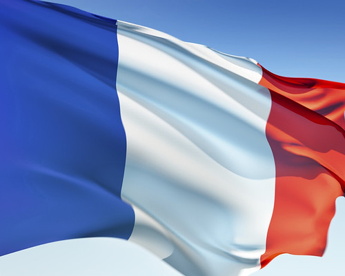 French flag | by wisegie