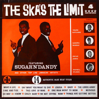 "Various Artists ""The Ska's The Limit"""
