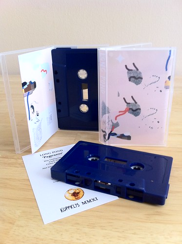 New Long Pond Cassette Out Now! *SOLD OUT* but you can hear it @longpond.bandcamp.com | by Anthony Record