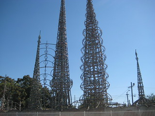 watts towers | by the__photographer