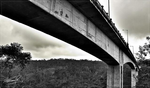 Jembatan Tukad Bangkung, Plaga-Badung 28/08/2011