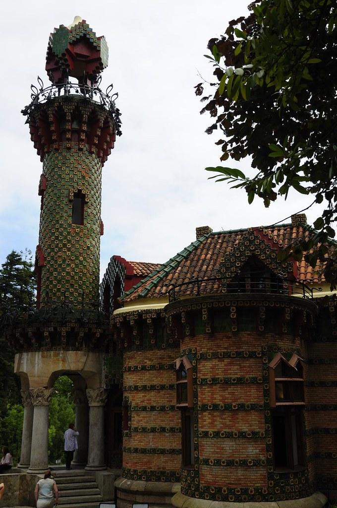 El Capricho de Gaudí - Comillas - Cantabria | El Capricho ...