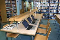 Portátiles de la biblioteca
