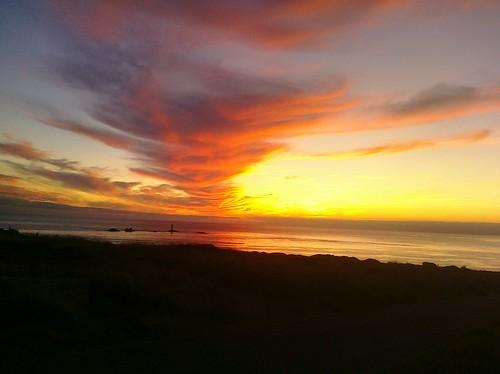Lands End - Sunset 1