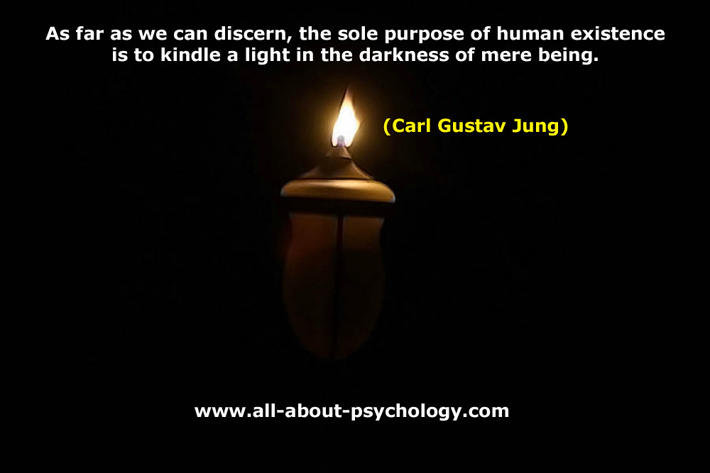 Carl Jung Quote | This great quote by Carl Jung forms part o ...