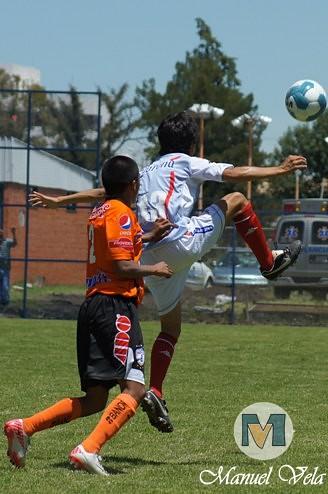 DSC00077 Lobos Prepa vs Centro Universitario del Futbol Liga de Nuevos Talentos Segunda División J5 TA 2011 por LAE Manuel Vela