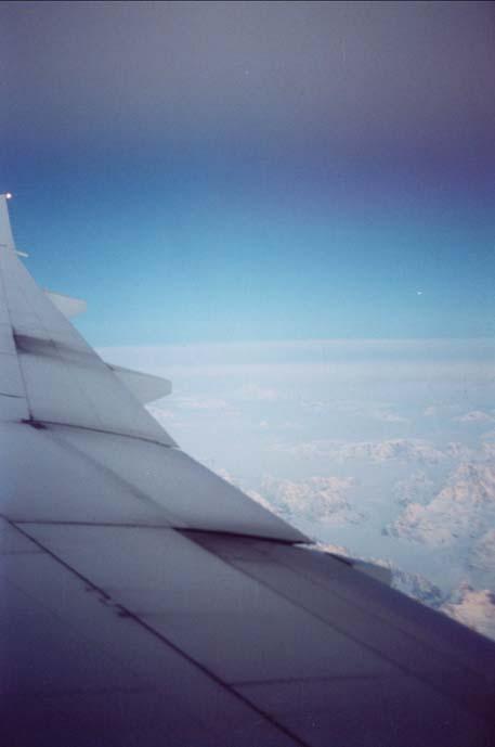 ombra dall'aereo