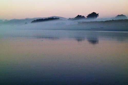 beach landscape waimairi