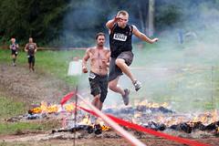 Warrior Dash Northeast 2011 - Windham, NY - 2011, Aug - 27.jpg by sebastien.barre