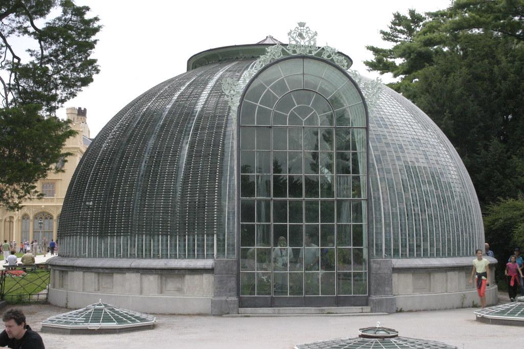 Lednice Castle - Greenhouse