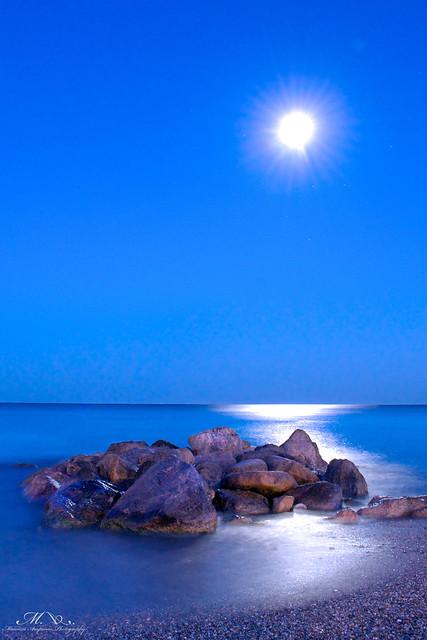 Moonlight Rocks