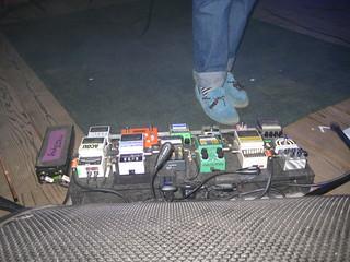 Andrew VanWyngarden's Sound Board | by kellyy1234