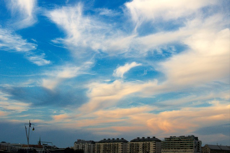 Clouds (&Amp; City)