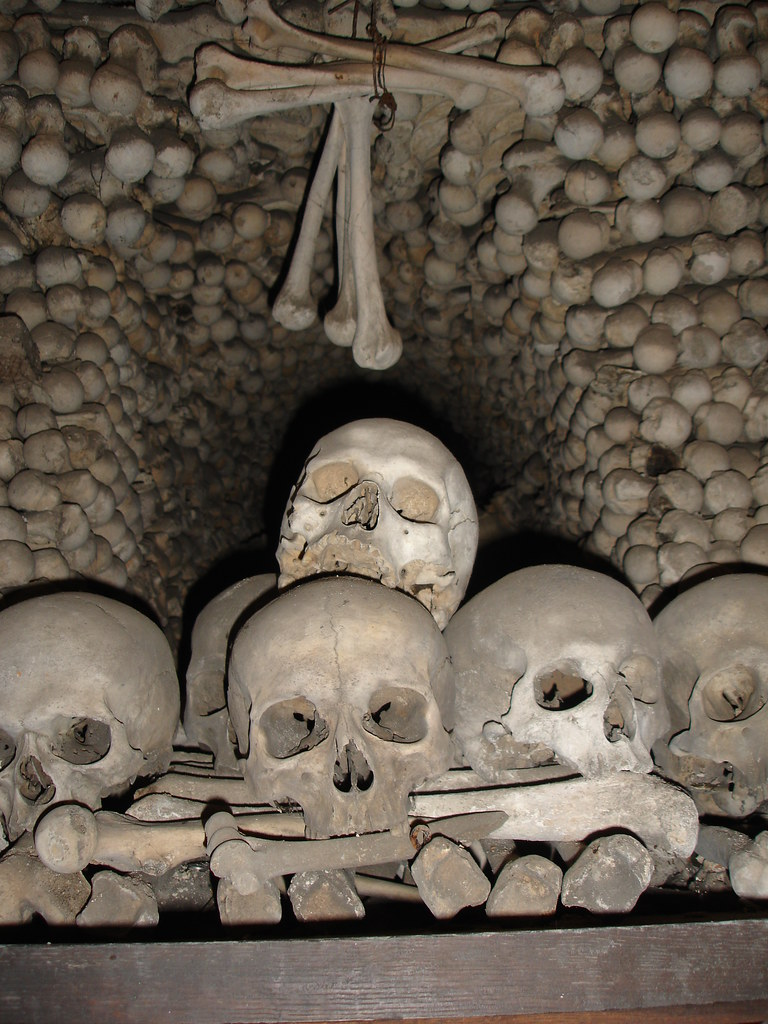Church of Bones - Kutna Hora
