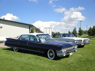 1961 Cadillac Series 6200 & 1964 Imperial Crown Coupe | by Crown Star Images