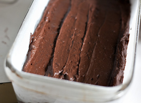 Red Wine Chocolate Cake Batter | by Elissa @ 17 and Baking