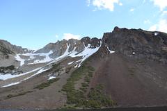 Dana Plateau above Tioga Lake
