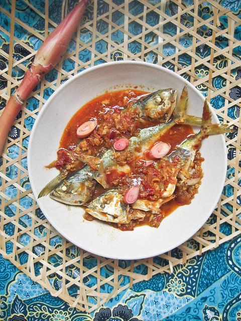 Nyonya Spicy Tamarind Fish (Assam Fish)