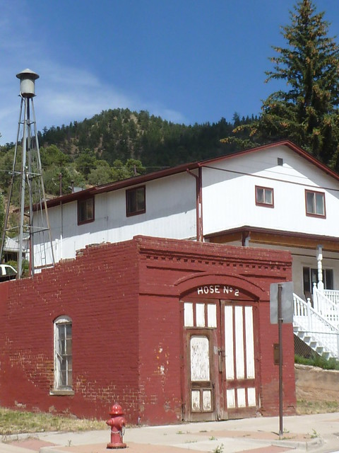Hose No 2 in Idaho Springs