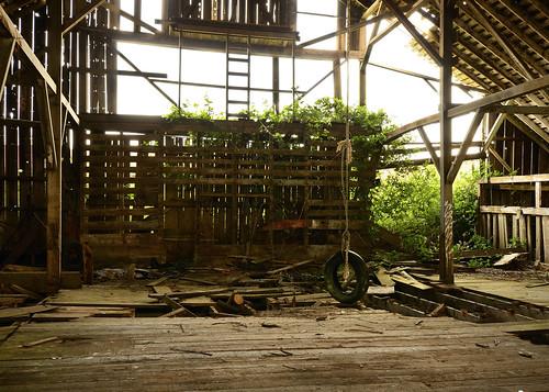 barn swing tireswing arcata humboldtcounty blownout lightbox ropeswing oldbarn dsc439101b
