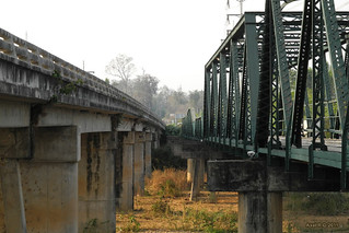 Bridge near Pai | by -AX-