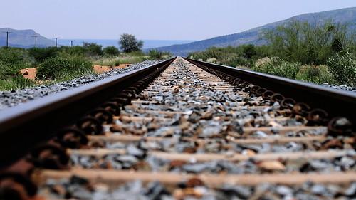 africa railroad train canon traffic railway line namibia gravel southernafrica railroadline karibib ef70200f4isusm eos7d ringexcellence krazenberg