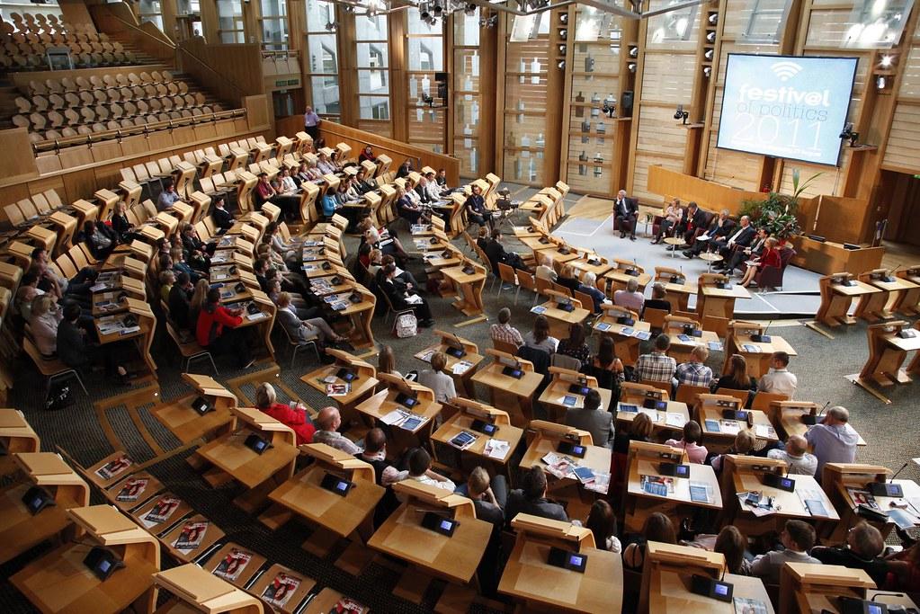 Scottish Parliament Festival of Politics 2011