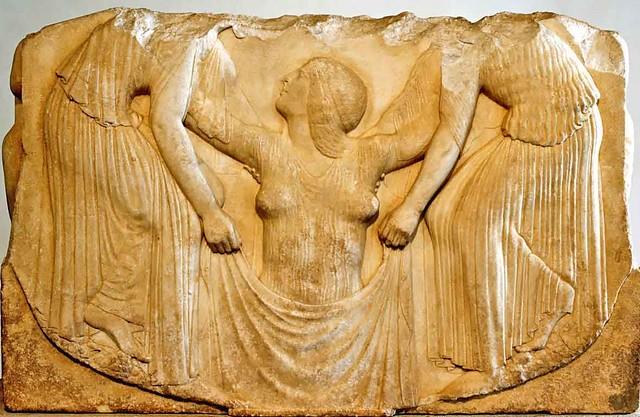 -0460 El nacimiento de Afrodita
