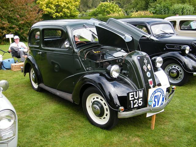 1939 Ford 7Y 8hp. Tudor Saloon