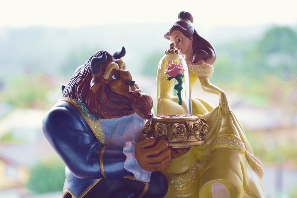 95/365 - As the beauty and the beast