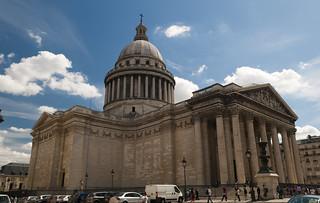 Panthéon, Paris | by Anna & Michal