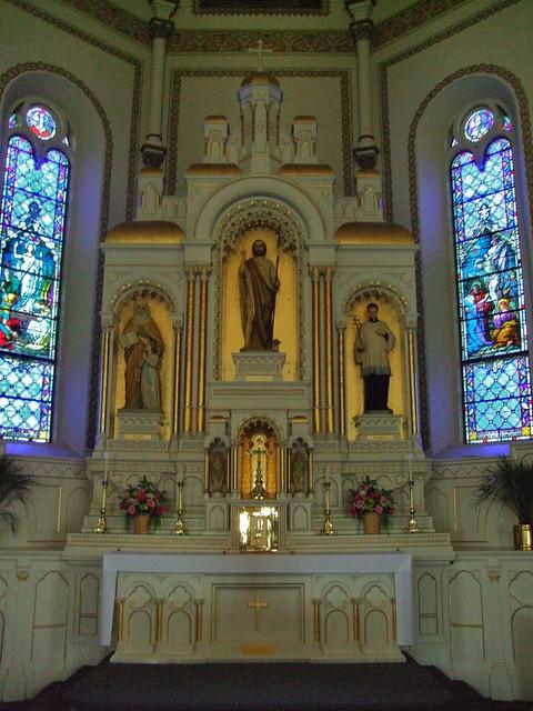 St. John the Baptist Catholic Church, Maria Stein, OH