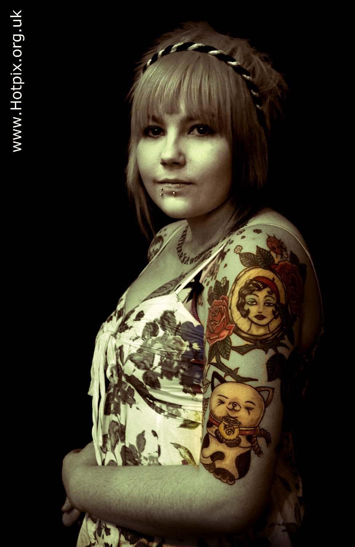 tattoo,girl,ink,arm,rose,edimburgh,MIS,@hotpixUK,ActiveH,housingtechnology