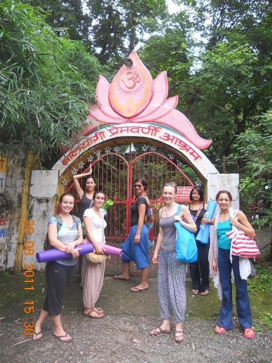Yoga Teacher Training Spain - Marianne Wells Yoga School