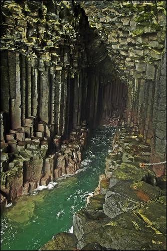 Fingal's Cave Staffa