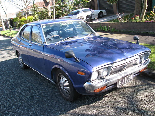 1974 Datsun 140J | by NZ Car Freak